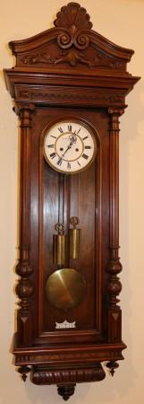Lenzkirch Vienna Wall Clock