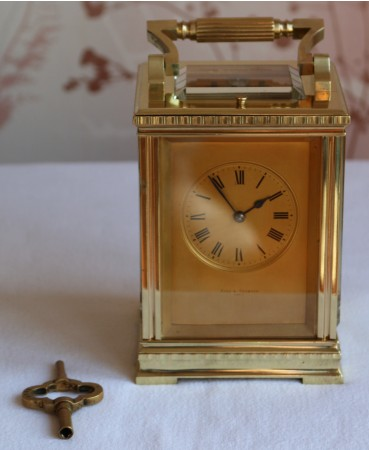 Aird & Thomson Carriage Clock