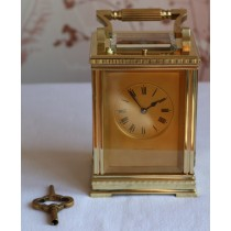 Aird & Thomson Carriage Clock