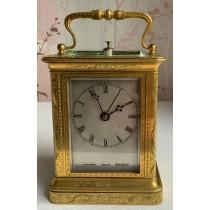 Paul Garnier Perpetual Alarm Petite Sonnerie Carriage Clock