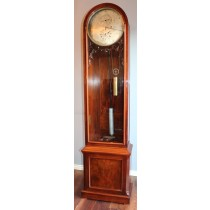 E. DODDS OF BLYTH NORTHUMBERLAND JEWELERS REGULAOR LONGCASE CLOCK Watch Video