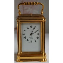 Jump Grande Sonnerie Repeater Gorge Carriage Clock
