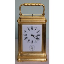 Leroy & Fils Carriage Clock