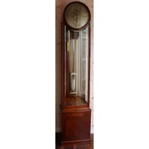 AE Marks & Co Nottingham Astronomical Mercury Compensated Regulator  Longcase Clock
